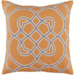 Artisan Weaver Orbe Decorative Pillow - 18'' x 18''