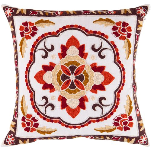 Decor 140 Renens Decorative Pillow - 22'' x 22''