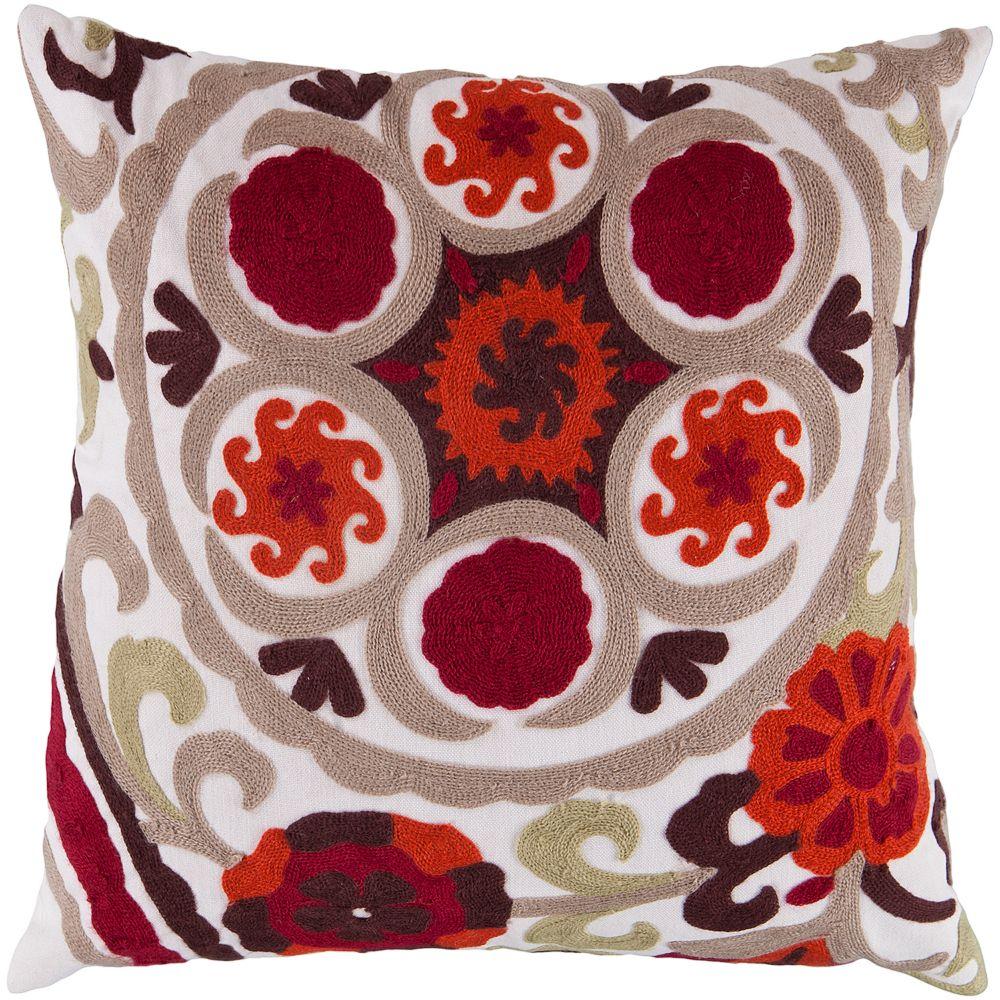 Decor 140 Rheinfelden Decorative Pillow - 18'' x 18''