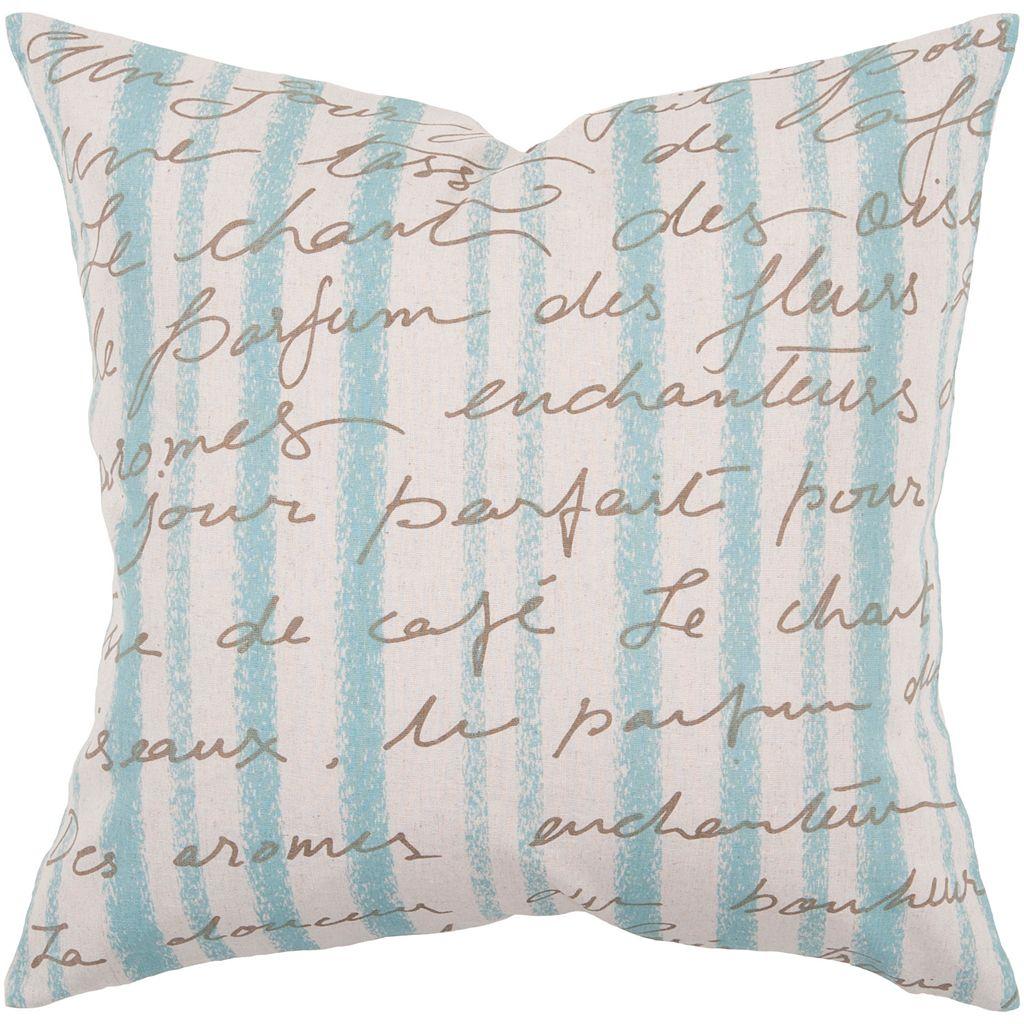 Decor 140 Rorschach Decorative Pillow - 22