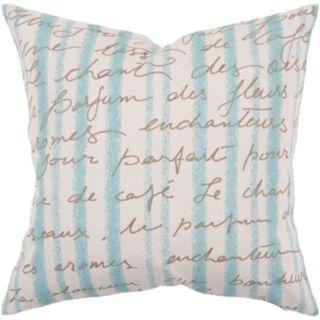 Decor 140 Rorschach Decorative Pillow - 22'' x 22''