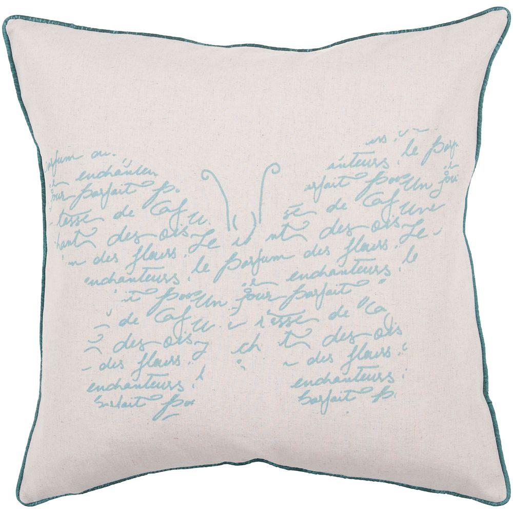 Decor 140 Sarganserland Throw Pillow