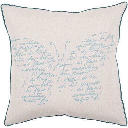 "Decor 140 Sarganserland Decorative Pillow - 18"" x 18"""