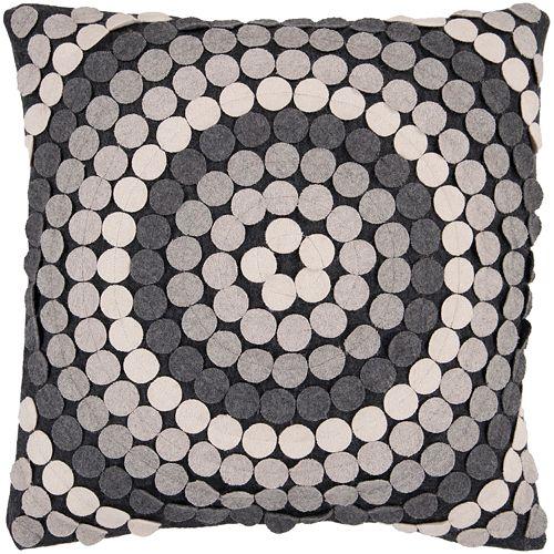 "Decor 140 Treme Decorative Pillow - 18"" x 18"""