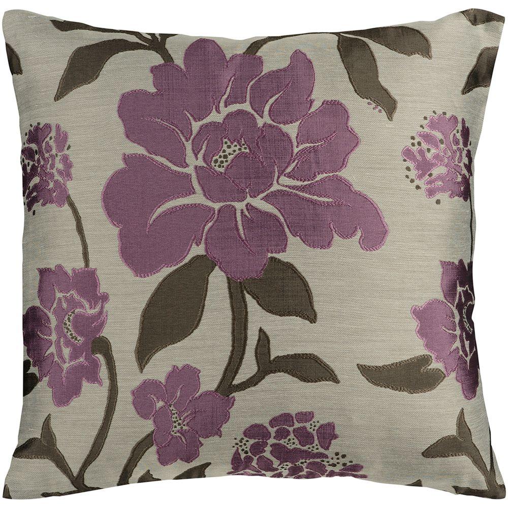 """Decor 140 Valangin Decorative Pillow - 22"""" x 22"""""""