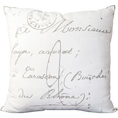 Decor 140 Val Decorative Pillow - 22' x 22'