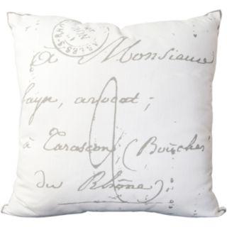 Decor 140 Val Decorative Pillow - 22'' x 22''