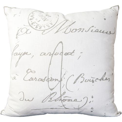 "Decor 140 Val Decorative Pillow - 22"" x 22"""