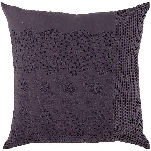 """Decor 140 Veveyse Decorative Pillow - 18"""" x 18"""""""