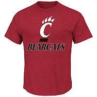 Section 101 by Majestic Cincinnati Bearcats Always Admired Tee - Men