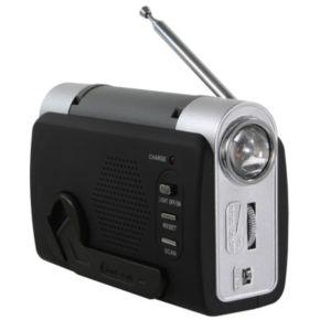 Hand Crank Emergency Radio