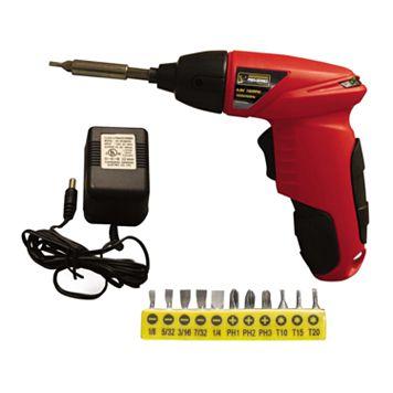 4.8-Volt Palm Drill Kit
