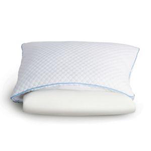Sealy Memory Foam & Down-Alternative Pillow