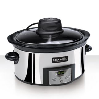 Crock-Pot 6.5-qt. Programmable Slow Cooker with Automatic Stirring