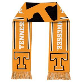Adult Tennessee Volunteers Team Stripe Scarf