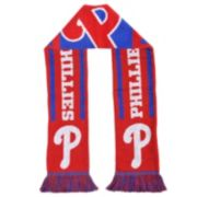 Adult Philadelphia Phillies Team Stripe Scarf