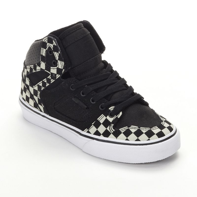 Vans Allred Glow-in-the-Dark Skate Shoes - Boys