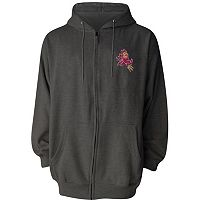 Men's Arizona State Sun Devils Full-Zip Fleece Hoodie