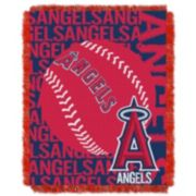 Los Angeles Angels of Anaheim Jacquard Throw by Northwest