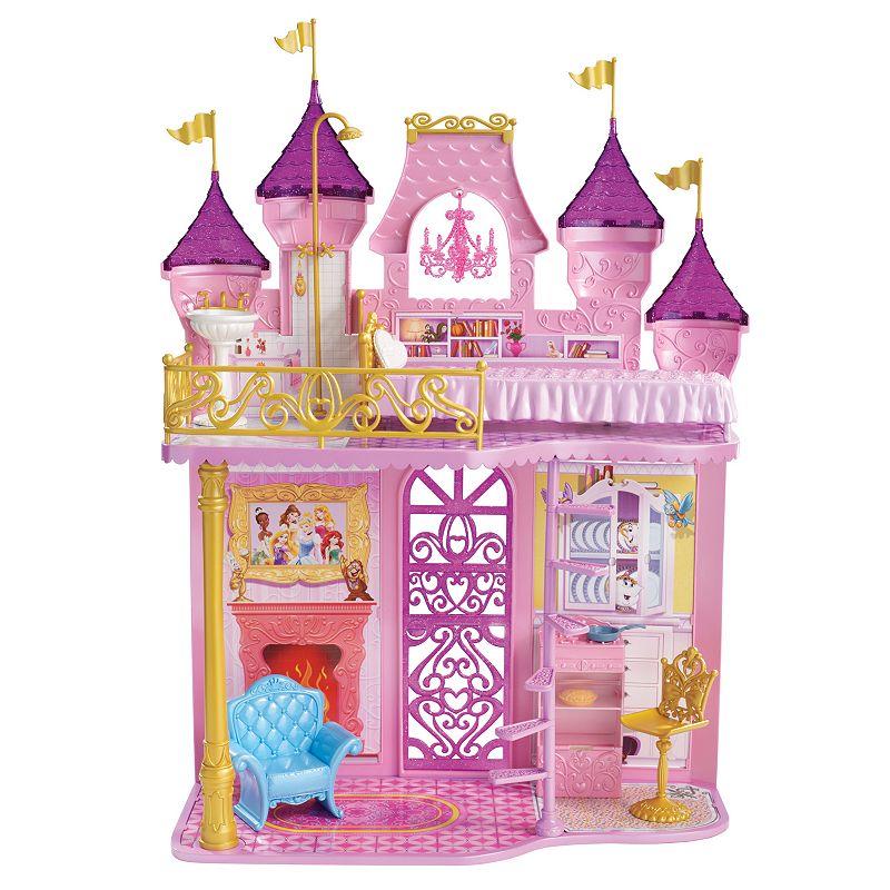 Disney Princess Castle Cartoon Disney Princess Royal Castle