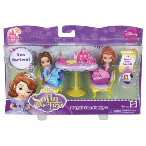 Disney Sofia the First Royal Tea Party by Mattel