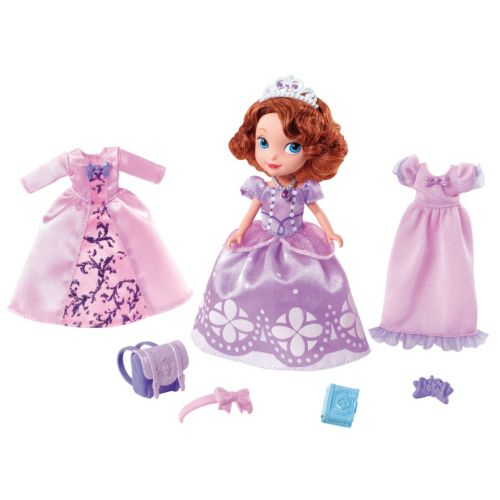 Disney Sofia the First Royal Fashions Doll by Mattel