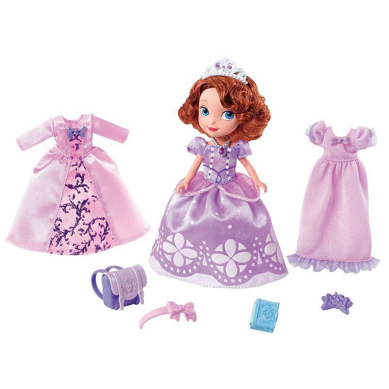 Disney Sofia the First Royal Fashions Doll by Mattel