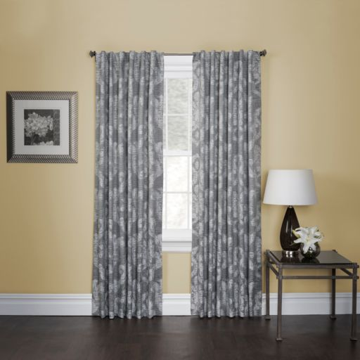 "Marquis by Waterford 2-pack Katana Window Curtains - 50"" x 84"""