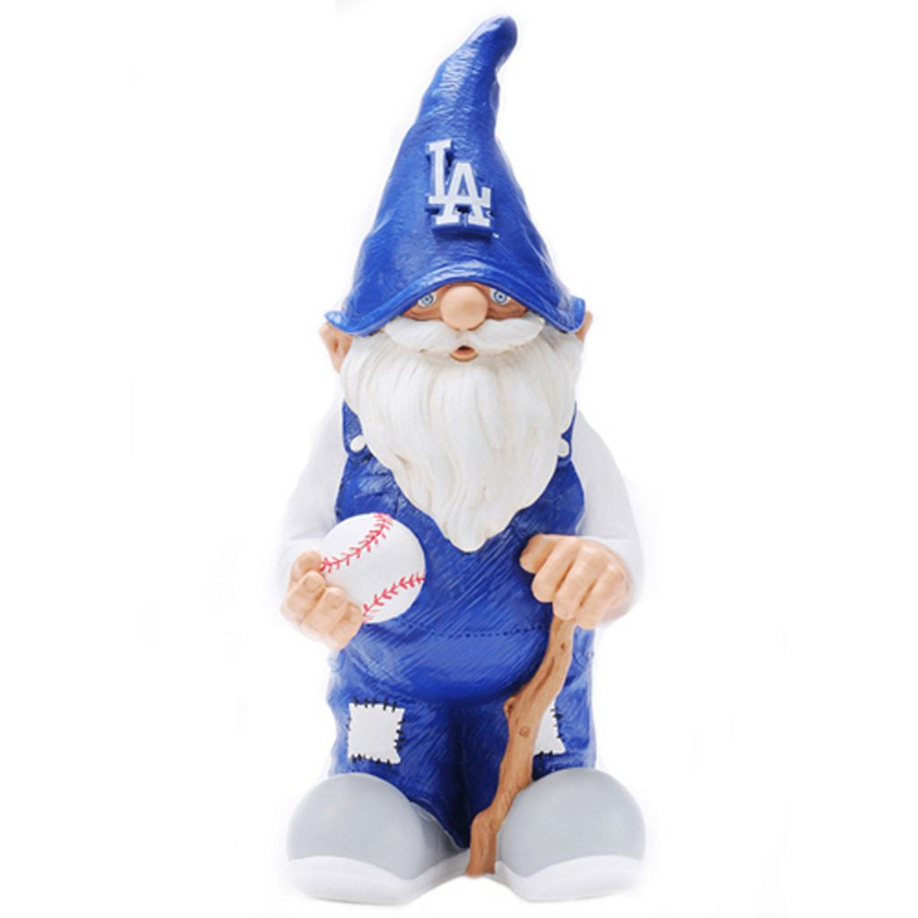 Los Angeles Dodgers Team Gnome