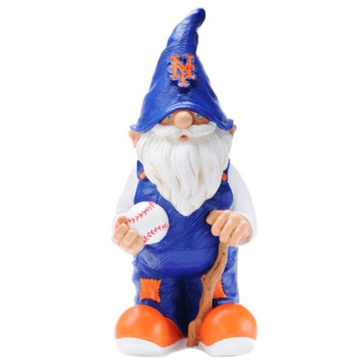 New York Mets Team Gnome