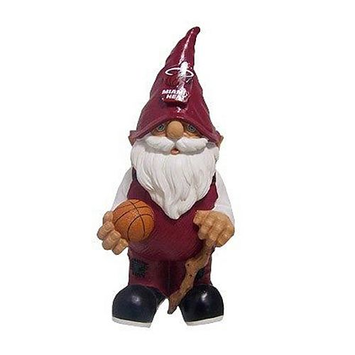 Miami Heat Team Gnome
