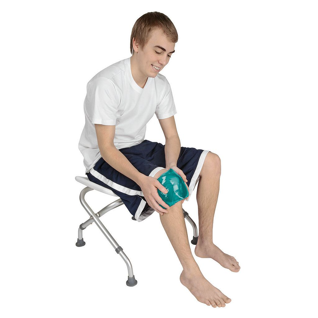 Veridian Healthcare Hot and Cold Therapy Large Gel Sleeve - Calf and Knee