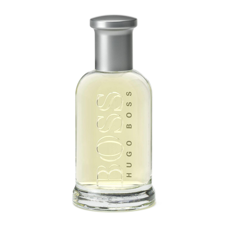 hugo boss perfume bottled