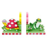 Teamson Kids Fantasy Fields Magic Garden Book Ends