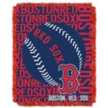 Boston Red Sox Jacquard Throw by Northwest