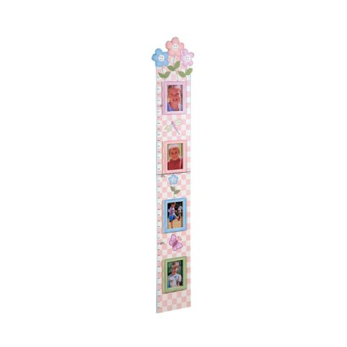 Teamson Kids Bouquet Photo Frame Growth Chart