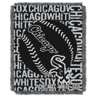 Chicago White Sox Jacquard Throw by Northwest