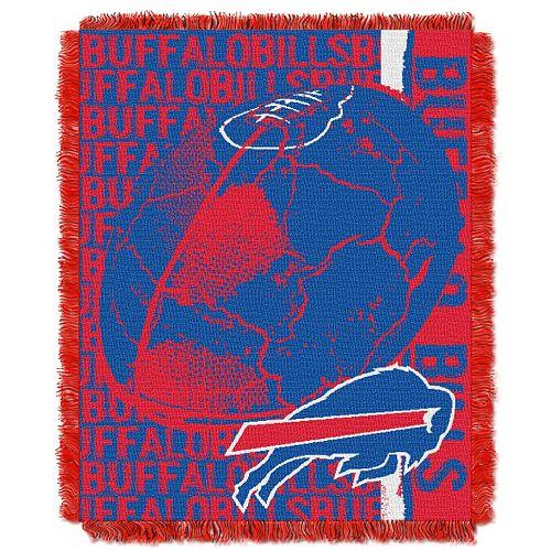 Buffalo Bills Jacquard Throw