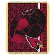 Arizona Cardinals Jacquard Throw