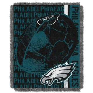 Philadelphia Eagles Jacquard Throw