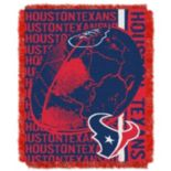 Houston Texans Jacquard Throw