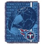 Tennessee Titans Jacquard Throw