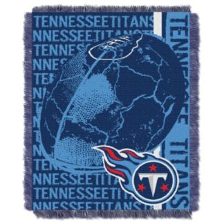 Tennessee Titans Jacquard Throw