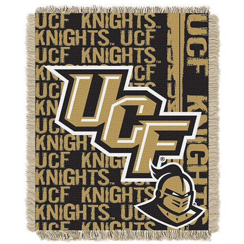 UCF Knights Jacquard Throw Blanket by Northwest