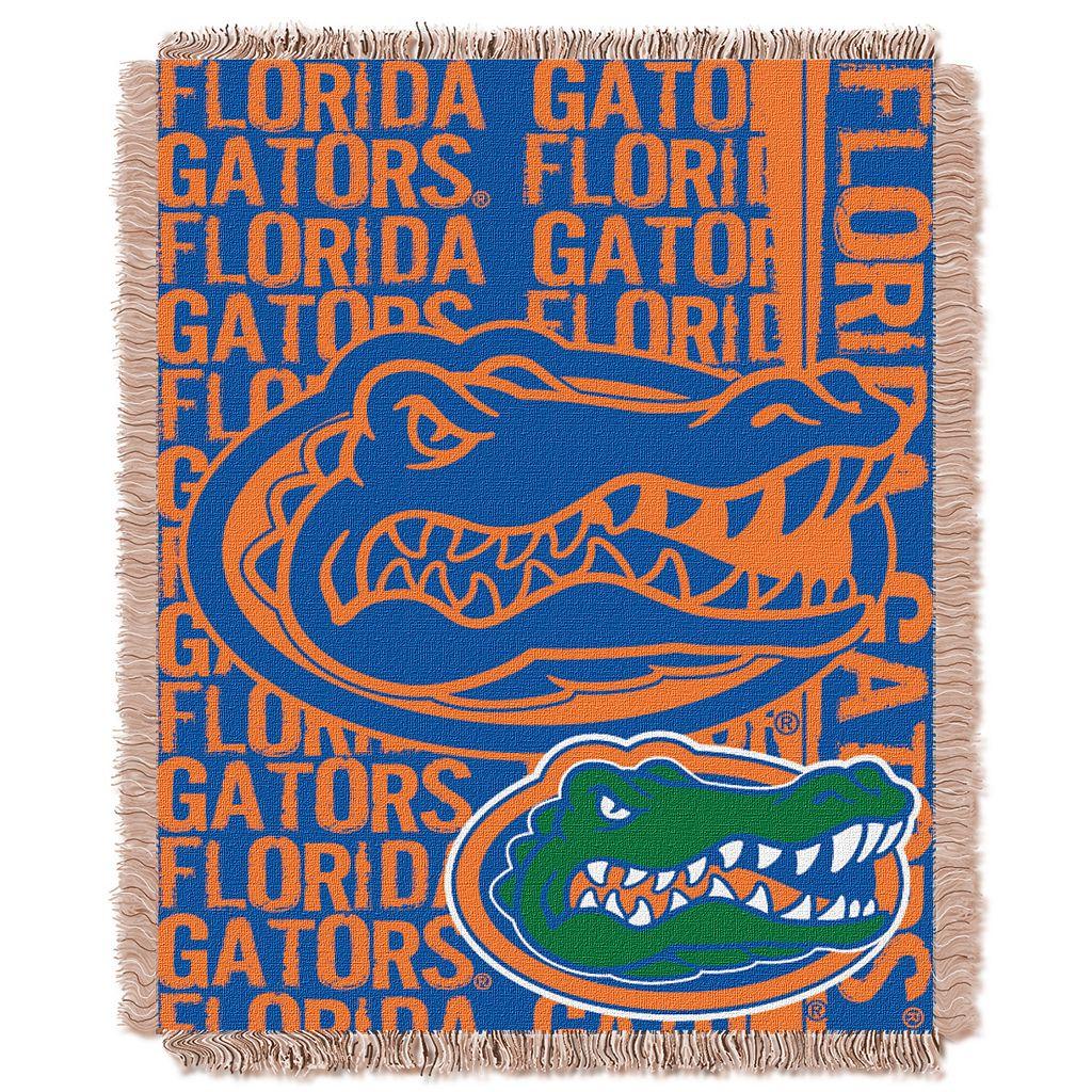 Florida Gators Jacquard Throw Blanket by Northwest