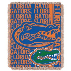 Florida Gators Jacquard Throw Blanket by Northwest