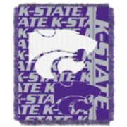 Kansas State Wildcats Jacquard Throw Blanket by Northwest