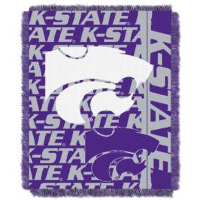 Kansas State Wildcats Jacquard Throw Blanket by Northwest