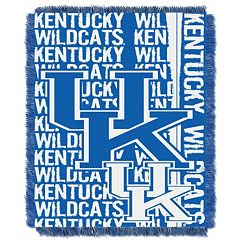 Kentucky Wildcats Jacquard Throw Blanket by Northwest