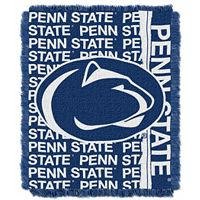 Penn State Nittany Lions Jacquard Throw Blanket by Northwest